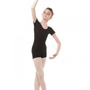 Комбинезон с короткими рукавами для гимнастики и танцев FD830