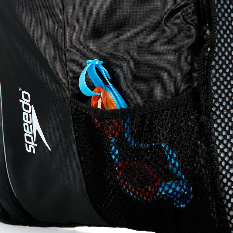 Рюкзак-мешок для аксессуаров Speedo Deluxe Ventilator Mesh Bag