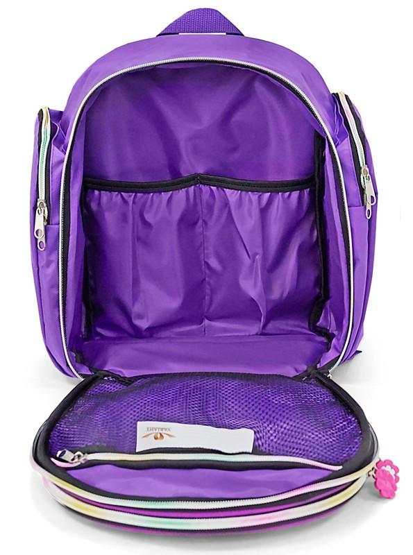 Рюкзак для гимнастики маленький - Фиолетово-сиреневый