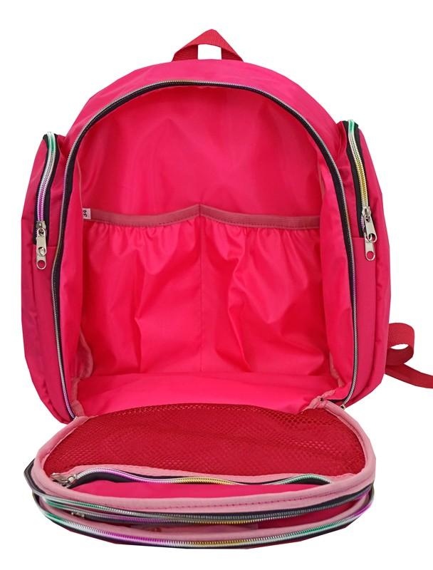 Рюкзак для гимнастики маленький - Розовый
