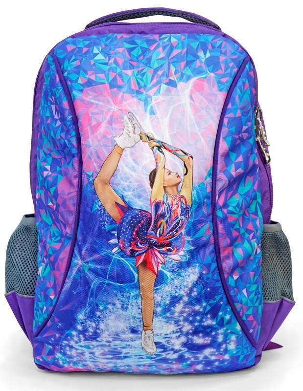 Рюкзак для фигуристов XL - Синий