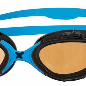 Очки для плавания поляризационные ZOGGS Predator Flex 2.0 Polarized Ultra - S/M